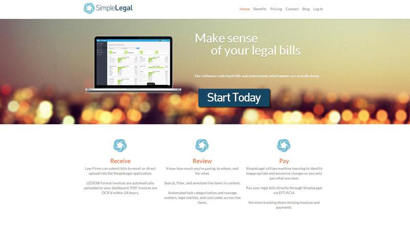 Simple legal
